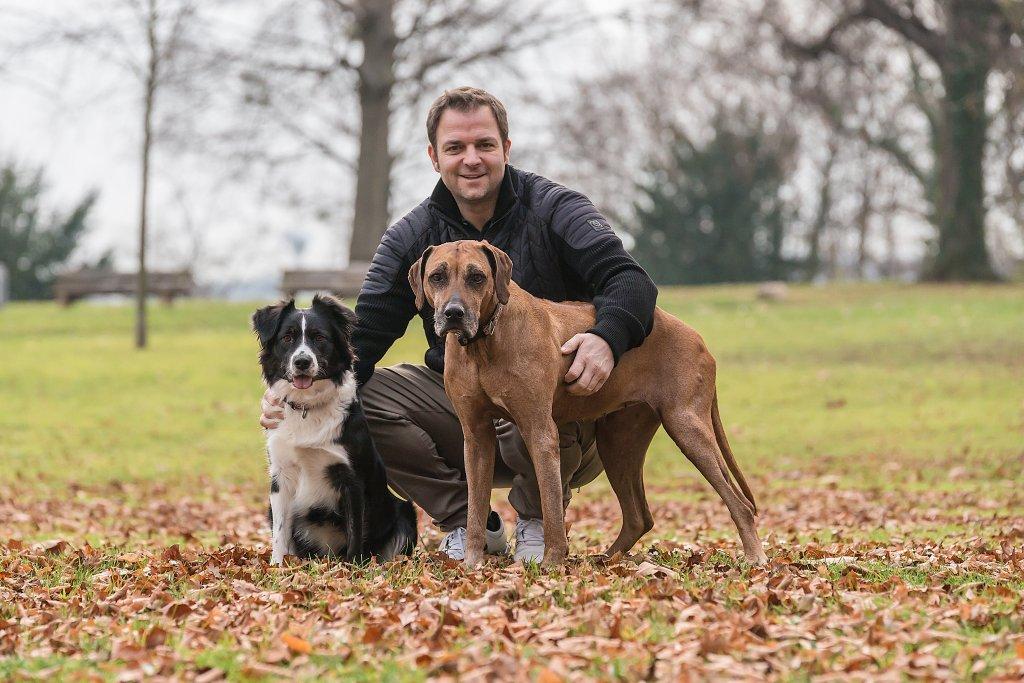 Hunde Beschäftigen Martin Rütter