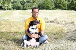 Hundeprofi Martin Rütter testet GPS-Tracker
